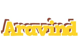 Aravind hotcup logo