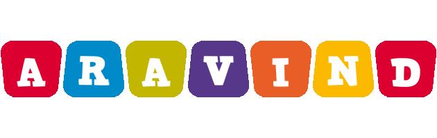 Aravind kiddo logo