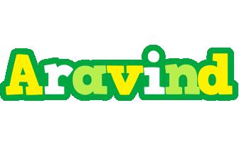 Aravind soccer logo