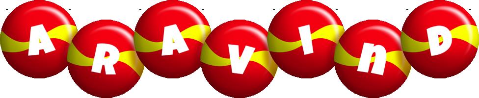 Aravind spain logo