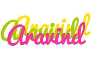 Aravind sweets logo
