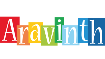 Aravinth colors logo
