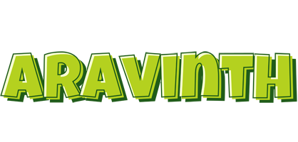 Aravinth summer logo