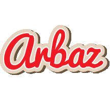 Arbaz chocolate logo