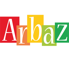Arbaz colors logo