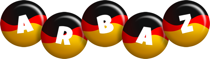 Arbaz german logo