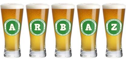 Arbaz lager logo