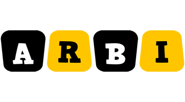 Arbi boots logo