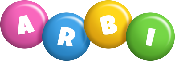 Arbi candy logo
