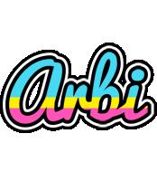 Arbi circus logo