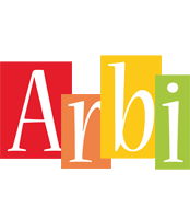 Arbi colors logo