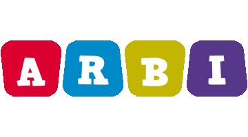 Arbi kiddo logo