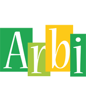 Arbi lemonade logo