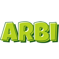 Arbi summer logo