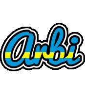 Arbi sweden logo