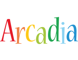 Arcadia birthday logo