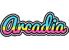 Arcadia circus logo