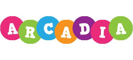 Arcadia friends logo
