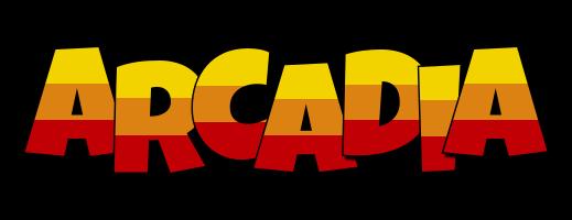 Arcadia jungle logo