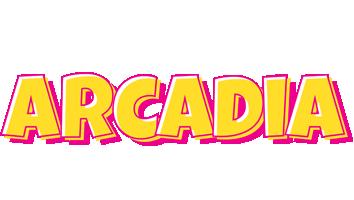 Arcadia kaboom logo