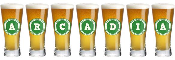 Arcadia lager logo
