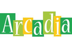 Arcadia lemonade logo