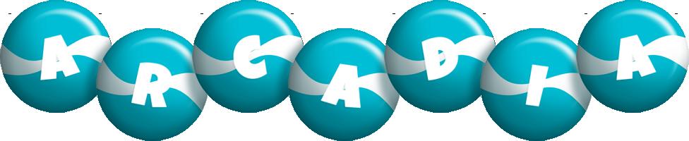 Arcadia messi logo
