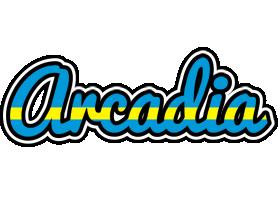 Arcadia sweden logo