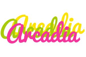 Arcadia sweets logo
