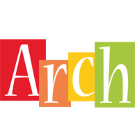Arch colors logo