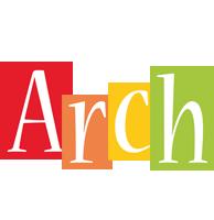 Arch colors logo