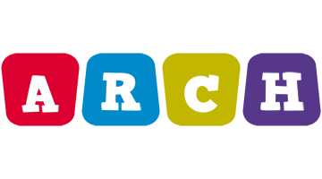 Arch daycare logo