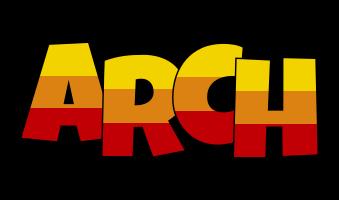 Arch jungle logo