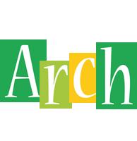 Arch lemonade logo
