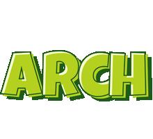 Arch summer logo