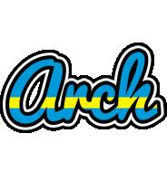Arch sweden logo