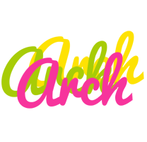 Arch sweets logo