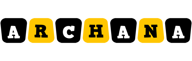 Archana boots logo