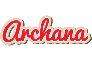 Archana chocolate logo