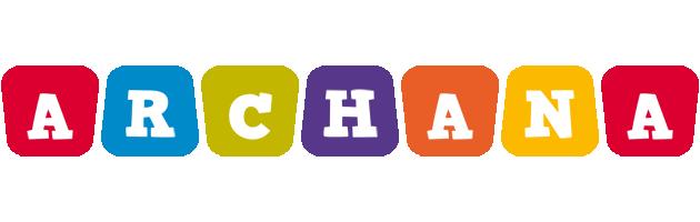 Archana daycare logo