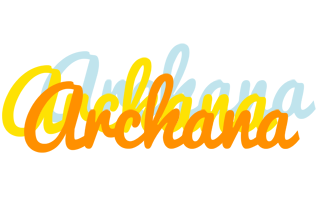 Archana energy logo