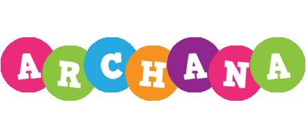 Archana friends logo