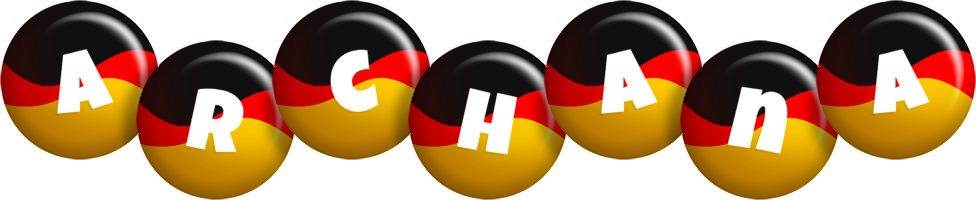 Archana german logo