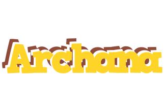 Archana hotcup logo