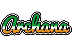 Archana ireland logo