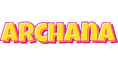 Archana kaboom logo