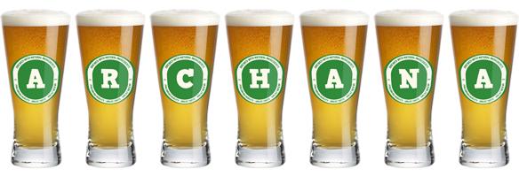 Archana lager logo