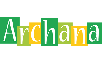 Archana lemonade logo
