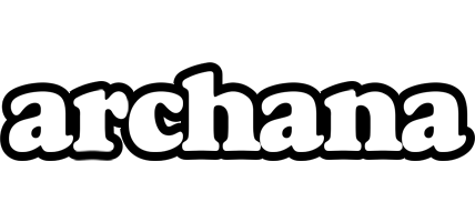 Archana panda logo