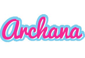 Archana popstar logo